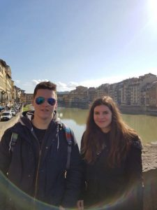 Herr Göweil, R-Riegler, besuchte die Fa. Campanella in Pistoia, Italien